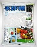 中日本氷糖 馬印 クリスタル氷砂糖 1kg