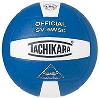 Tachikara SV5WSC Sensi Tec人工皮革ハイパフォーマンスバレーボール