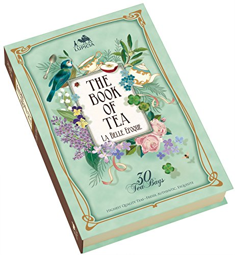 LUPICIA (ルピシア) THE BOOK OF TEA LA BELLE EPOQUE2