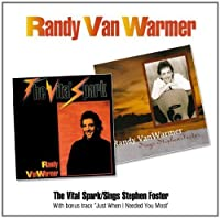 Vital Spark / Sings Stephen Foster by RANDY VAN WARMER (2011-06-28)