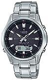[カシオ]CASIO 腕時計 リニエージ 電波ソーラー LCW-M100DE-1AJF メンズ