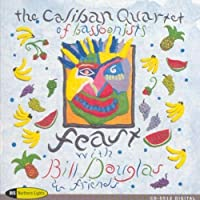 Feast by The Caliban Quartet