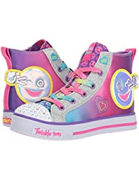 [SKECHERS(スケッチャーズ)] キッズスニーカー?靴 Twinkle Toes - Twinkle Lite 10996L Lights (Little Kid/Big Kid) Multi 3 Little Kid...