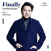Lim Hyung Joo、5th Album_[Finally Repackage](CD+DVD)