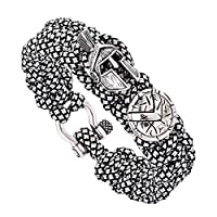 ZHENGDANG メンズブレスレットキャンプアウトドアサバイバルハンドメイドロープブレスレットバングル女性用ブレスレット
