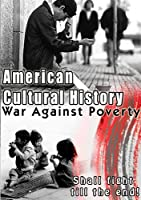 American Cultural History: War Against Poverty [DVD] [Import]