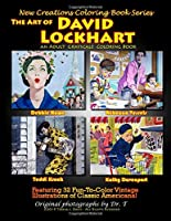 New Creations Coloring Book Series: The Art of David Lockhart