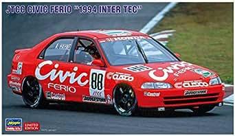 ハセガワ 1/24 JTCC シビック フェリオ 1994 インターTEC プラモデル 20385