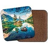 オーストリアアルプスコースター - ザルツブルクオーストリアの湖の山旅行クールギフト#12400