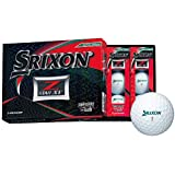 DUNLOP(ダンロップ) ゴルフボール SRIXON Z-STAR XV ゴルフボール 2019年モデル 1ダース(12個入り)