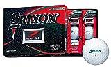 DUNLOP(ダンロップ) ゴルフボール SRIXON Z-STAR XV ゴルフボール 2019年モデル 1ダース(12個入り) ロイヤルグリーン