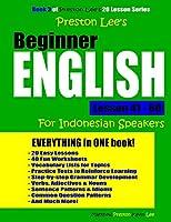 Preston Lee's Beginner English Lesson 41 - 60 for Indonesian Speakers