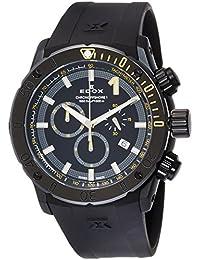 [エドックス]EDOX 腕時計 クロノオフショア1 クォーツクロノグラフ 10221-37N-NINJ メンズ 【正規輸入品】