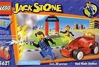Lego: Jack Stone-Red Flash Station