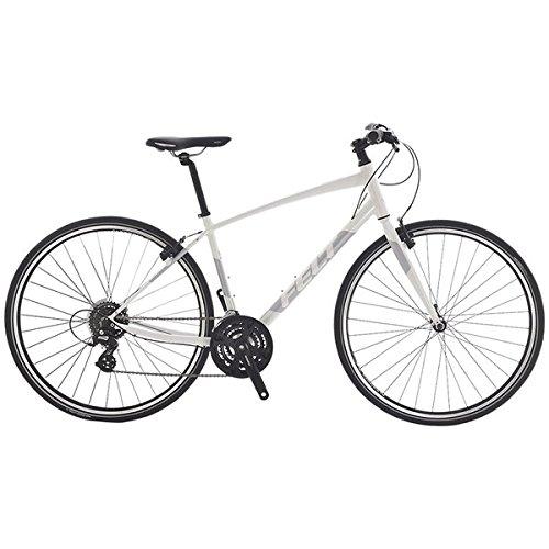 FELT(フェルト) クロスバイク ベルザスピード 50 グロスパールホワイト 510mm