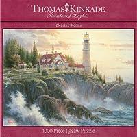 1000 Piece Thomas Kinkade Puzzle - Clearing Storms [並行輸入品]