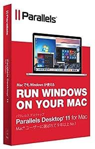 Parallels Desktop 11 for Mac Retail Box JP