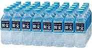 財寶 天然アルカリ溫泉水 財寶溫泉 500ml×40本 ミネラルウォーター 軟水