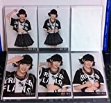 AKB48 岡田奈々 Green Flash Shop 個別 生写真 5枚セット