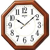 ≪出産内祝 結婚内祝 新築内祝 内祝 プレゼント ギフト≫ セイコー 電波木枠掛時計