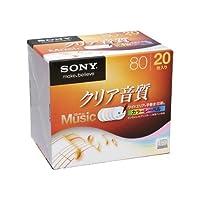 ソニー 録画用CD-R 20CRM80HPXS(20枚入) 家電 記録メディア・メモリーカード AV記録メディア k1-4905524836769-ak 刻印