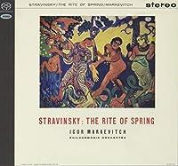 Stravinsky: Rite of Spring / Tchaikovsky: Nutcrack