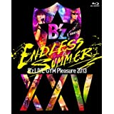 B'z LIVE-GYM Pleasure 2013 ENDLESS SUMMER-XXV BEST-【完全盤】 [Blu-ray]
