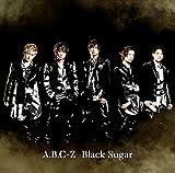 Black Sugar(初回限定盤A)(特典なし)