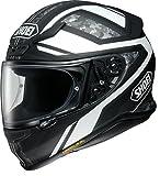 ショウエイ(SHOEI) バイクヘルメット フルフェイス Z-7 PARAMETER(パラメーター) TC-5(WHITE/BLACK)マットカラー L(59cm) -