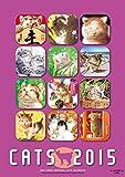 ビッグコミックオリジナル 村松誠 2015年猫カレンダー (2015カレンダー)