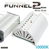 カミハタ ファンネル2 10000K メタハラ 150W ホワイト