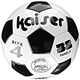 カワセ Kaiser PVCサッカーボール 4号 KW-140