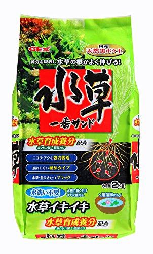 ジェックス 水草一番サンド2kg