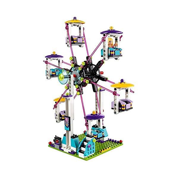 レゴ (LEGO) フレンズ 遊園地ジェットコ...の紹介画像3