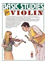 Teacher's Partner: Basic Violin Studies, First Year (Music Minus One (Numbered))