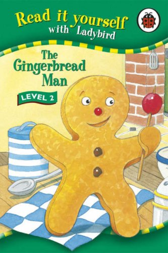 Read It Yourself Level 2 Gingerbread Manの詳細を見る