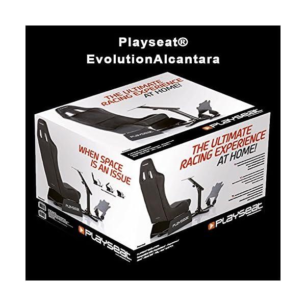 プレイシート エボリューション アルカンタラ NEWの紹介画像7