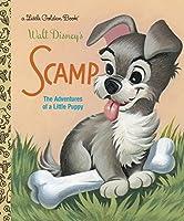 Scamp (Disney Classic) (Little Golden Book)