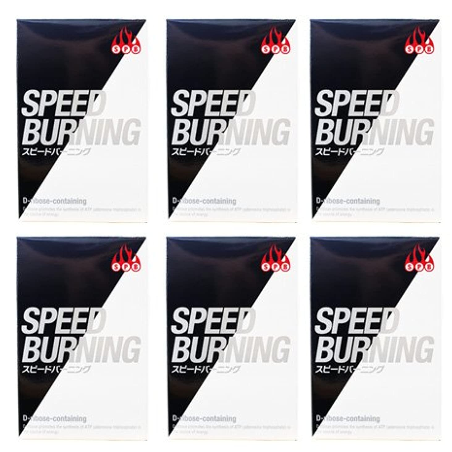 ドループメーター並外れたスピードバーニング SPEED BURNING×6個