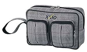 DUNLOP(ダンロップ) ボールケース XXIO ラウンドポーチ GGB-X093RP グレンチェック