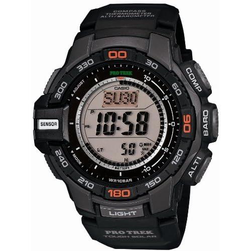[カシオ]Casio 腕時計 PROTREK カシオ プロトレック トリプルセンサーVer.3搭載 ソーラーウォッチ PRG-270-1JF メンズ