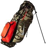 NIKEGOLF(ナイキゴルフ) キャディーバッグ スポーツ ライト スポーツ ライト キャリー 2 ユニセックス BG0403 209:ミディアムオリーブ/シルバー/カモプリント 8.5型:47インチ対応