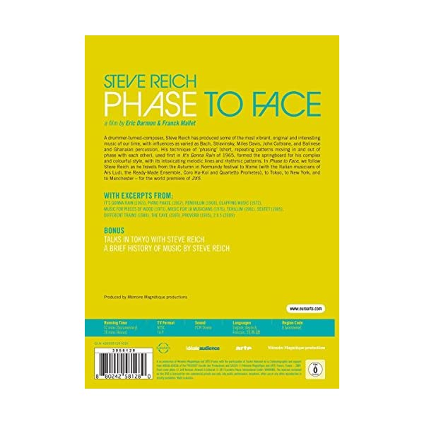 Phase to Face [DVD] [Im...の紹介画像2