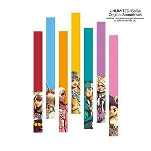 アンリミテッド:サガ オリジナル・サウンドトラック