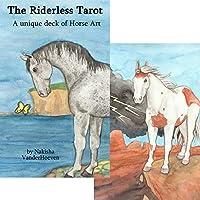 【乗り手のいないユニークなタロット】ライダーレス・タロット 日本語解説書付き THE RIDERLESS TAROT