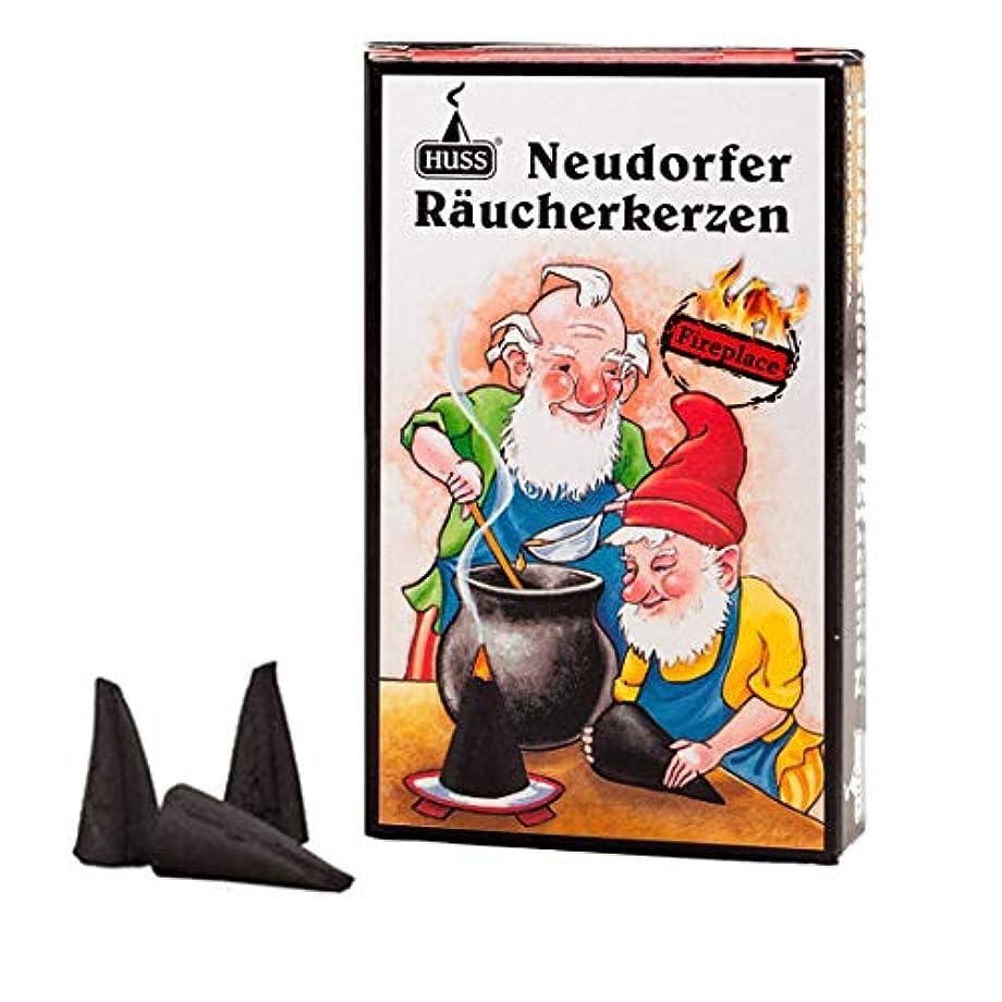 ルーチンフラスコおしゃれなHUSS お香 コーン ドイツ製 お香 喫煙 暖炉 環境に優しい 手作り