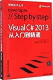 Visual C # 2013 From Novice to Professional(Chinese Edition)