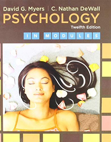 Download Psychology in Modules + Launchpad for Psychology in Modules Six-months Access Card 1319167624