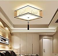 シーリングライトベッドルームランプラウンドルーム照明レストランリビングルームの照明