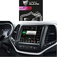 For JEEP CHEROKEE Limited 2013 to 2017 8.4 NAVIGATION Display Touch Screen Sensetive Protector Invisible Ultra HD Clear Film Anti Scratch Skin Guard - Smooth / Self-Healing / Bubble -Free By IPG [並行輸入品]